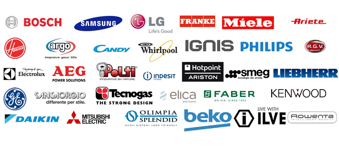 Elettrodomestici Castel Gandolfo: vendiamo Elettrodomestici delle migliori marche, con servizio di consegna a domicilio e ritiro dell'usato.