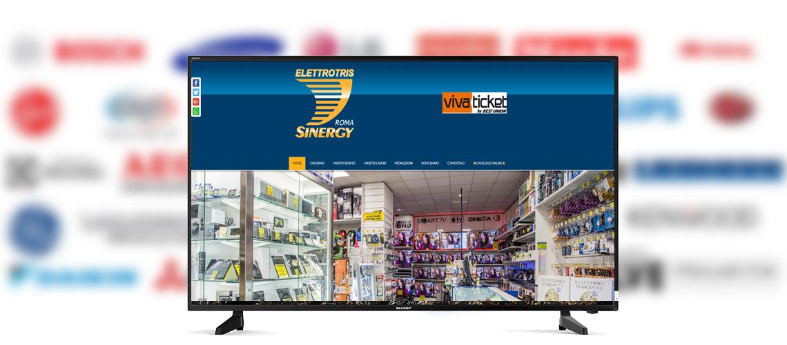 Smart Tv Mostacciano delle migliori marche.